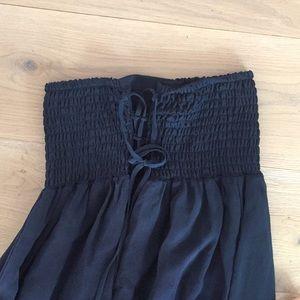 FP Strapless Romantic Maxi Dress